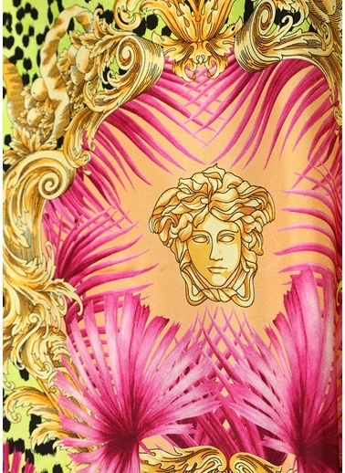 Versace Eşarp Renkli